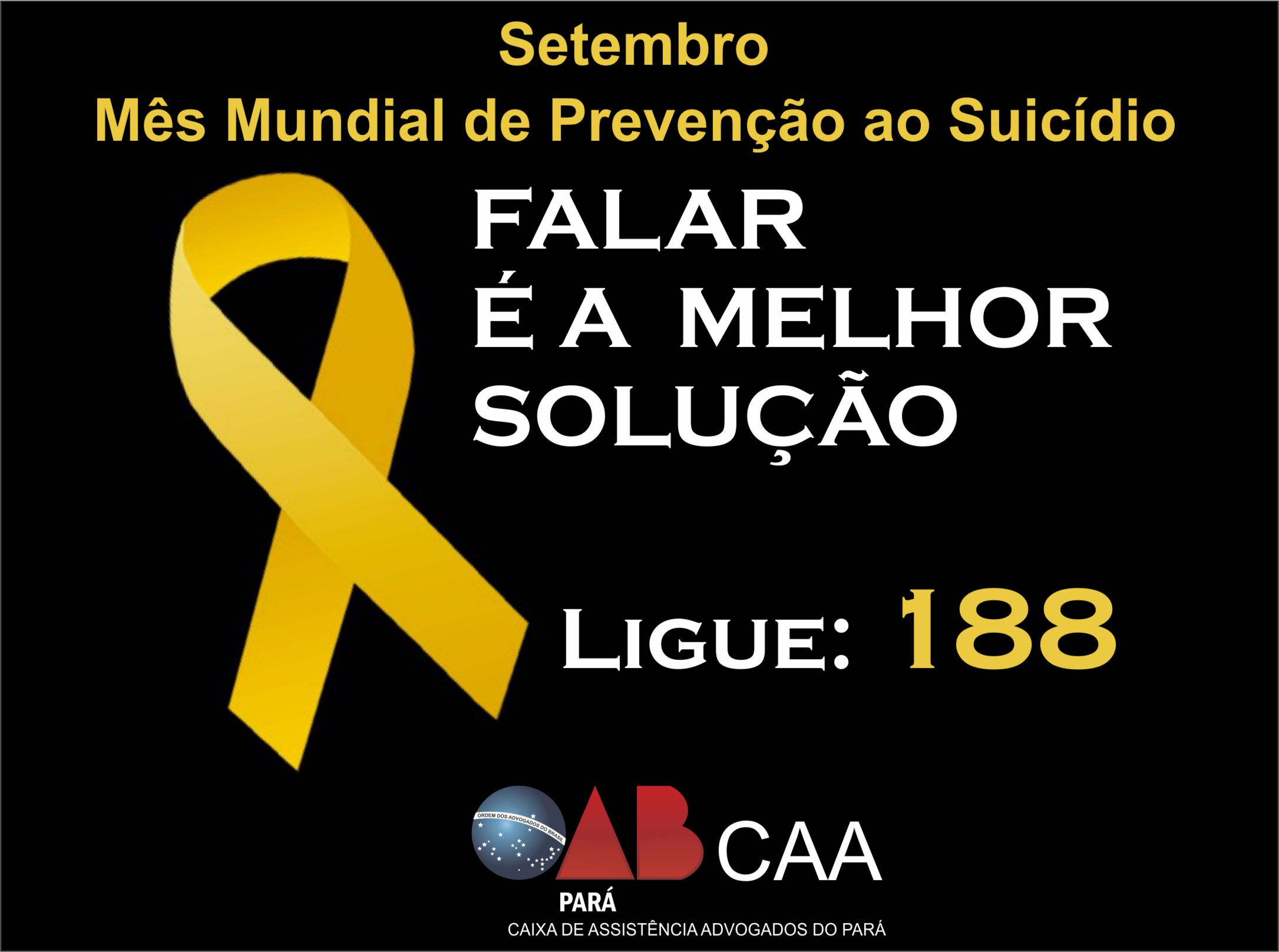 CAMPANHA DO SUICÍDIO