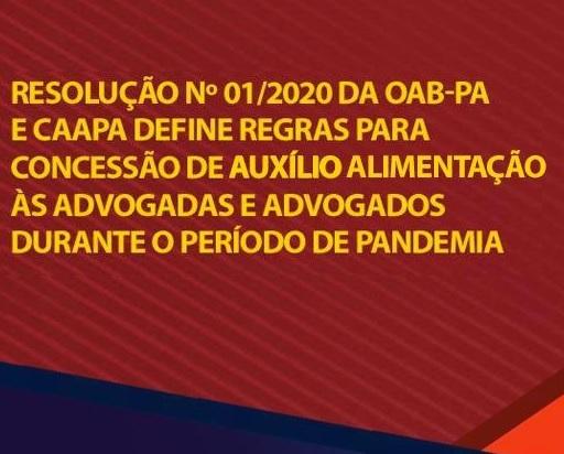 AUXILIO ALIMENTACAO-COVID19
