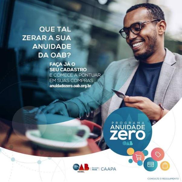 Anuidade Zero